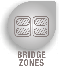 BRIDGE ZONES